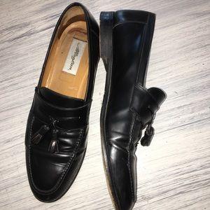 MEZLAN 'Chiari' Kiltie Tassel Loafers Shoes, 11M